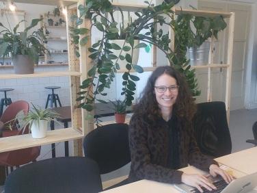 Zuzana Horniková, Community Manager